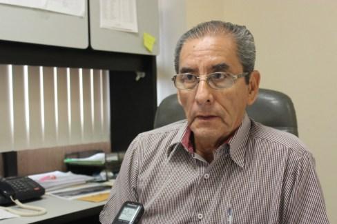 FRANCISCO ZAMUDIO, REGIDOR DE LIMPIA PÚBLICA