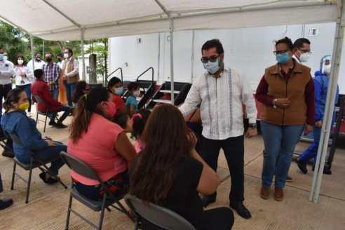 GOBIERNO MUNICIPAL IMPULSA BRIGADA MEDICA EN AGUA DULCE