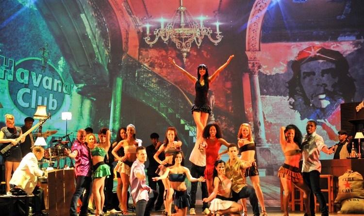 comedia musical Soy de Cuba
