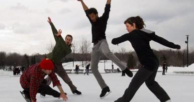 patinaje sobre el hielo