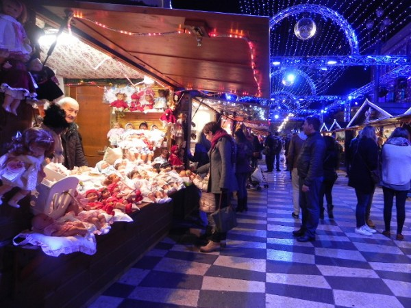 Mercado de Navidad Niza