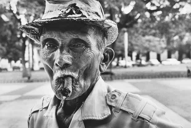 Exposición Cuba, en blanco y negro