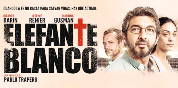 Elefante Blanco Cine argentino en Niza