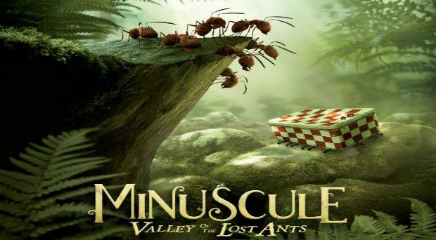 Minuscule, El Mercantour como escenario natural