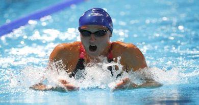 nadadores españoles Mireia Belmonte