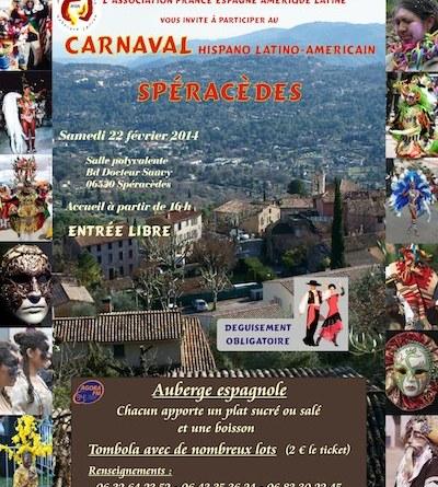 Carnaval hispanoamericano