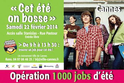 Empleo Cannes Trabajo Verano