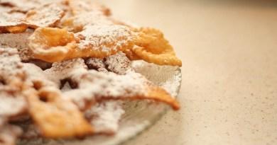 """Las """"gansas"""", el dulce nizardo del Carnaval"""