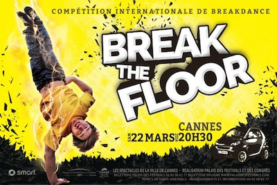 Breakdance Cannes