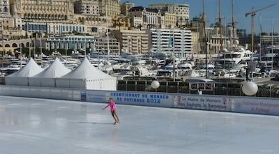 Campeonato Patinaje Monaco