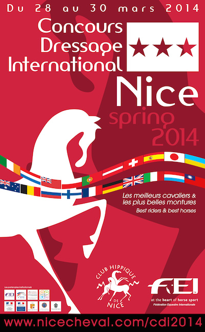 Competicion doma niza 2014