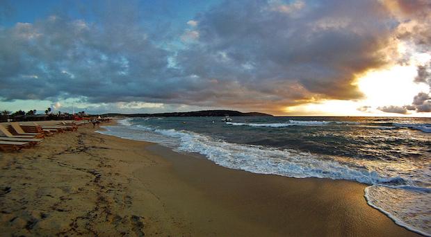 Dos playas de la Costa Azul en el top ten francés - Playa de Pampelonne
