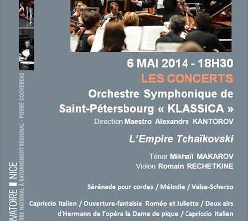 Klassica Conservatorio Niza