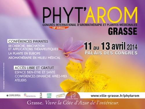 Salon Aromaterapia Grasse