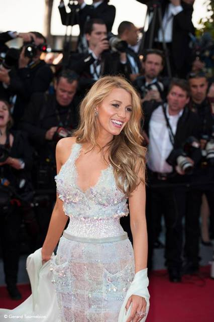 Blake Lively Festival de Cannes 2014