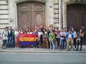 Concentraciones republica Marsella