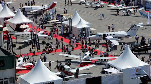 Cannes AirShow Salon aviacion