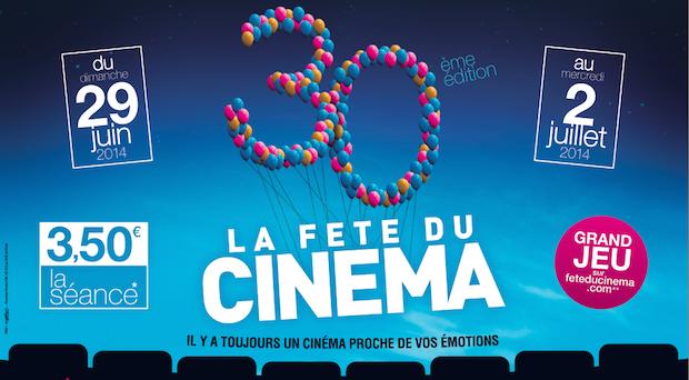 Fiesta del cine Francia