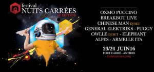 Nuits Carres 2016