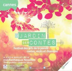 Jardin de los Cuentos Cannes