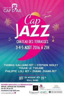 Cap Jazz Cap dAil 2016