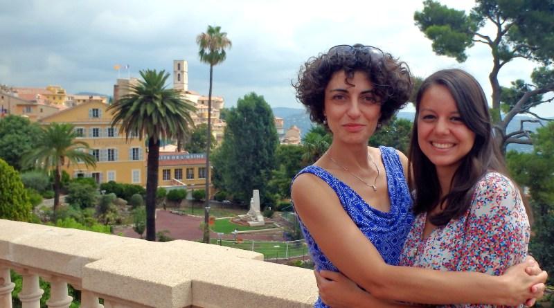 Espanoles en la Costa Azul