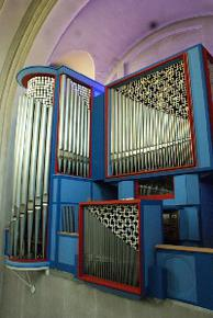 Concierto de Organo en Niza