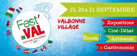 FestinVal Valbonne 2014