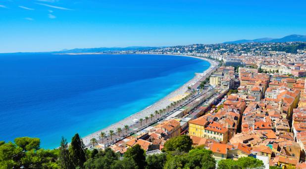 Erasmus en Niza