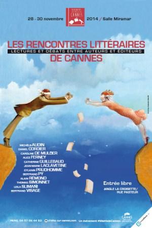 Encuentros literarios Cannes