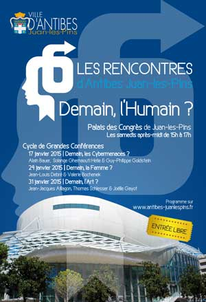 Conferencias Antibes