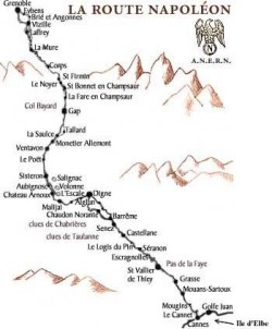 Ruta Napoleon Costa Azul