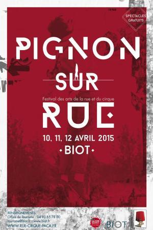Pignon sur Rue 2015 Biot