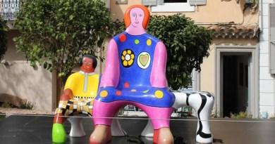Esculturas Gigantes Mougins