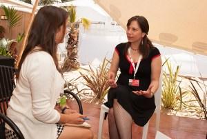 Marcia Allende nos habla sobre su documental en Cannes