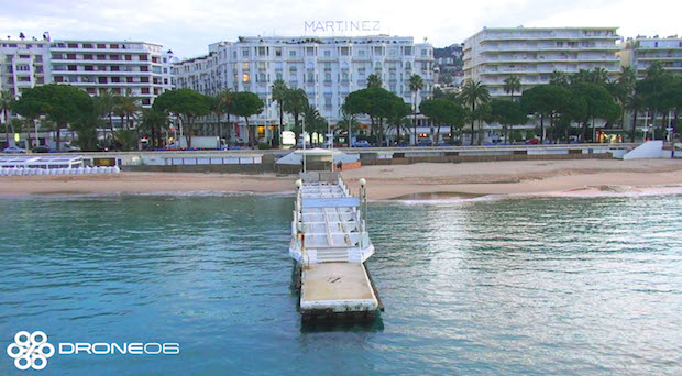 Cannes Drone06 vista dron