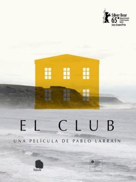 El Club Pablo Larrain Cannes