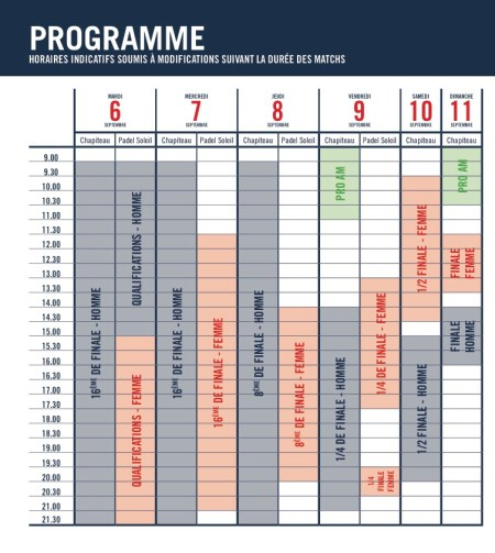 Programa MPM 2016
