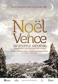 Navidad 2015 Vence
