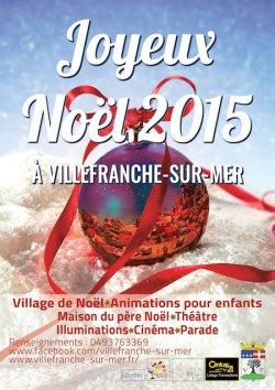 Navidad 2015 Villefranche