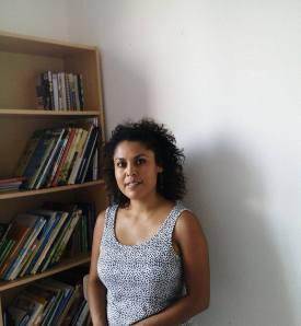Dulce Mendoza, psicóloga clínica