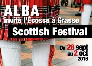 Fiesta escocesa de Grasse