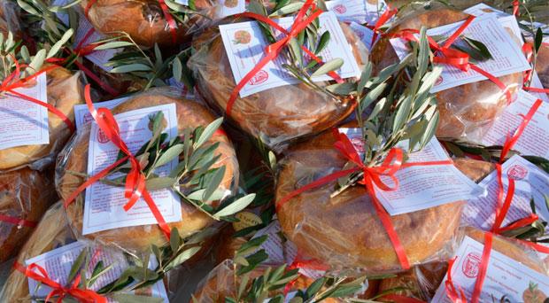 El «Pan de Natale», la tradición navideña monegasca