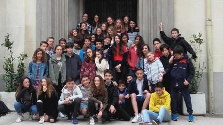 En Madrid...