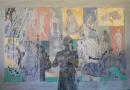 La artista Fabienne Löpez expone en Niza