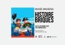 La Historia contada con legos en el Museo Masséna de Niza