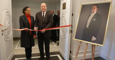 Inaugurada la suite Rainiero III en el Hotel de París
