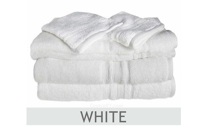 Charisma 174 100 Hygro Cotton 6 Pc Towel Set Costco97 Com
