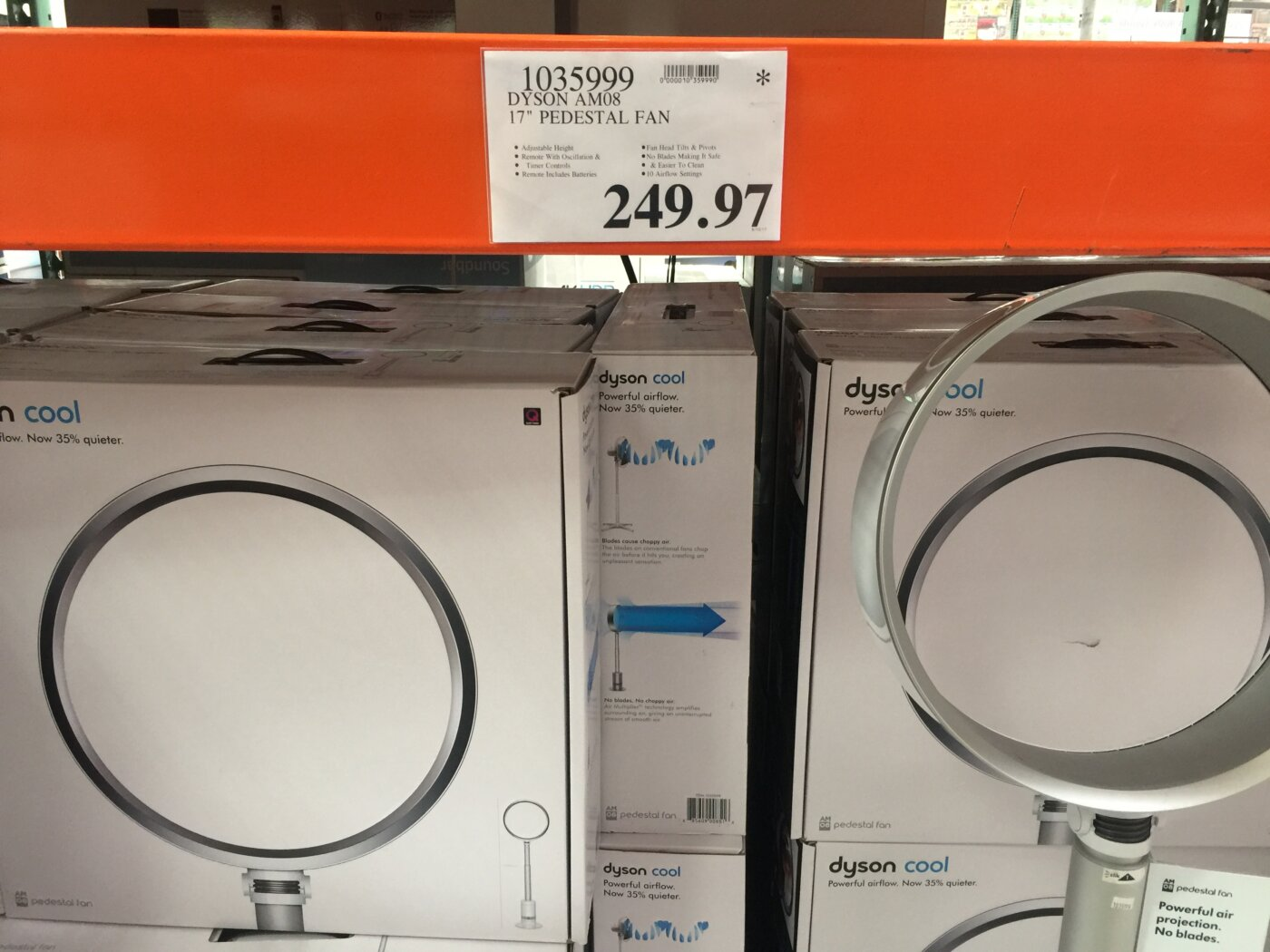 clean white whitesilver heating silver appliances fan fans dyson pedestal small