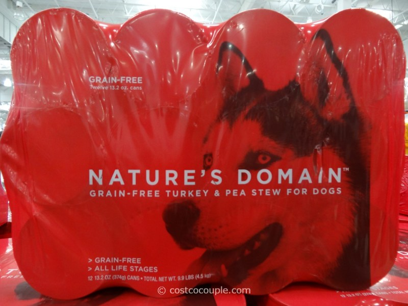 Costco Nature Domain Cat Food Review